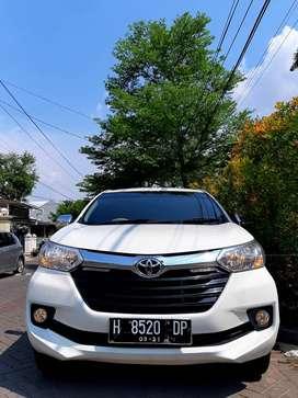 Toyota Avanza Type E 2016 Putih