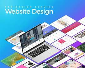 We want website designer for our company so plz