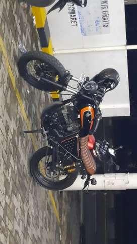 Dijual Yamaha Japstyle Scorpio 225 cc