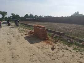 Near Sultanpur Road highway plot available