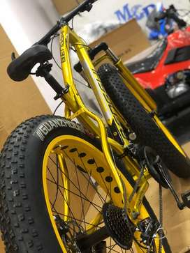 Brand new fat tyre bengshi cycle