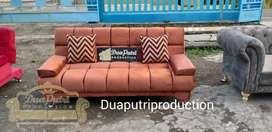 Sofa bed elastis ready