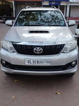 Toyota Fortuner Others, 2013, Diesel
