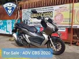 Honda ADV 150 Thn 2020 Gress Plat tangerang kabupaten