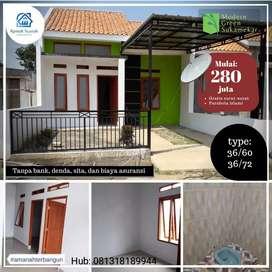 Rumah KPR Syariah di Sukamekar Bekasi