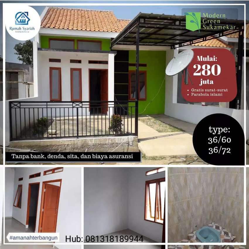 Rumah KPR Syariah di Sukamekar Bekasi 0