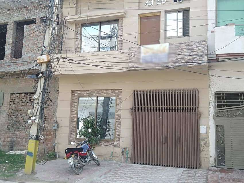 4 Marla Residential portion Is Available For Rent At  Johar Town 2, 0