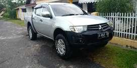 Dijual Mitsubishi Strada 2014