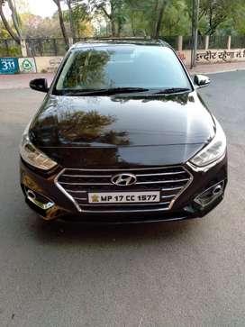 Hyundai Verna 2011-2014 1.6 SX CRDi (O), 2017, Diesel