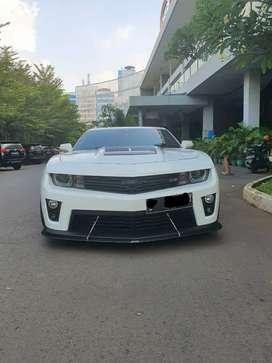 For Sale Chevrolet Camaro ZL1 6.2L V8 Supercharger 2013 White On Black