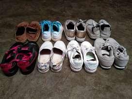 Sepatu Second size 37-38-39