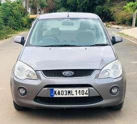Ford Fiesta 2004-2010 1.6 ZXi ABS, 2009, Petrol