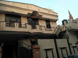 Double Story Residential House for rent
