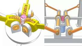 Online class about Mechanical mechanism