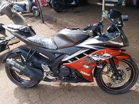 Yamaha R15 V 2  In Excellent condition not a single scratches .