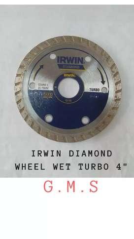 """IRWIN Diamond Wheel Turbo 4"""""""