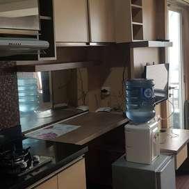 apartemen di sewakan full furnish nyaman fasilitas lengkap