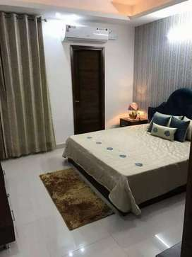 Fully furnished 2 room set + drawing room, 2 attached bathroom