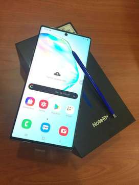 Samsung  note 10 plus  buy  now  first time we sell very low price .