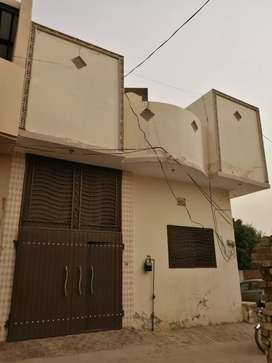 5 Marla house for sale in yousaf block street no. 6
