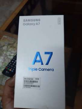 Samsung Galaxy A7 2018 MODEL