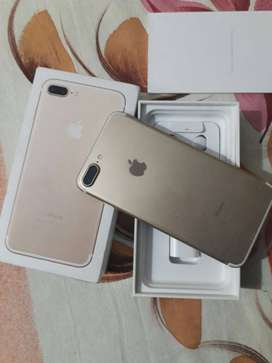 Apple I Phone 7PLUS are available in Good price