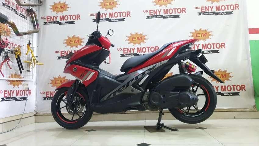 02. Yamaha AEROX 155 th 2018 mokas rasa baru#Eny motor#