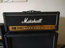 Marshall Head Amplifier Original Type JCM 2000 DSL - England