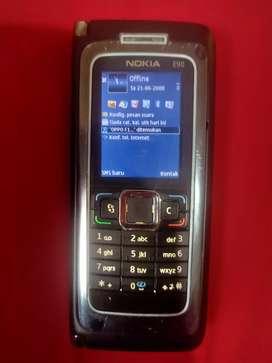Nokia e90 coklat
