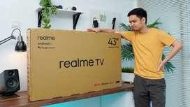 READY STOCK REALME SMART TV 43 inch