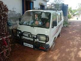 Maruti Suzuki Omini Van - 2007 Petrol Good Condition