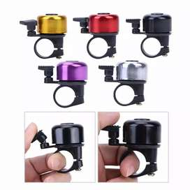 HS Bell bel Sepeda Stainless Steel Safety Cycling Horn