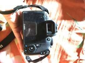 Kamera Canon 100D Nego