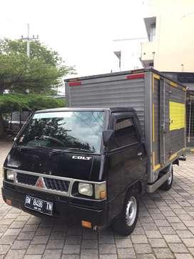 Mitsubishi L300 Box AlFA Th 2013 Super Original Istimewa badantiang
