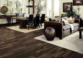 High Quality Durable Wooden Flooring - Rs. 75 sqft onwards