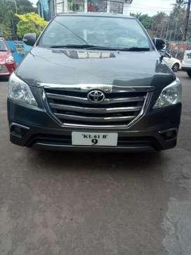 Toyota Innova 2.5 GX BS III 7 STR, 2014, Diesel