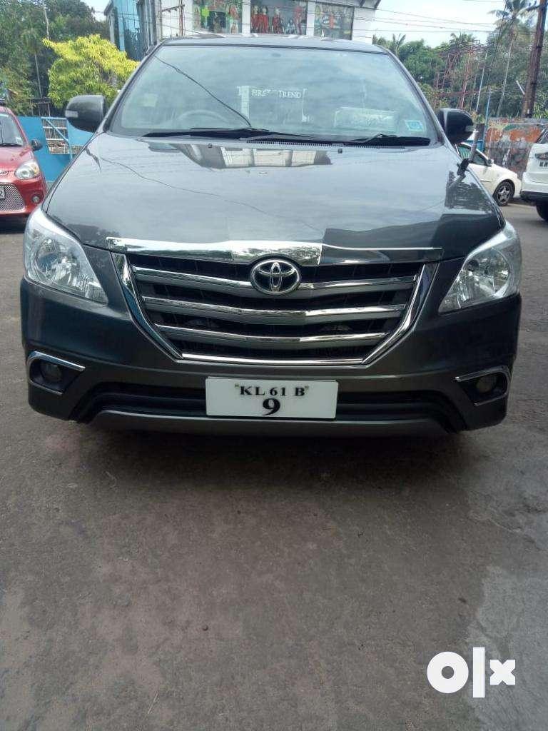 Toyota Innova 2.5 GX BS III 7 STR, 2014, Diesel 0