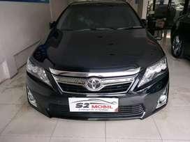 Toyota Camry 2.5 Hybride Tahun 2012 Istimewa