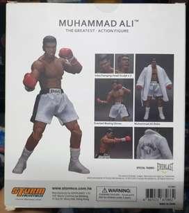 Muhammad Ali Figure