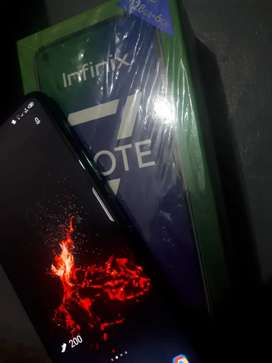 INFINIX NOTE 7 (6GB/128GB) GREEN COLOUR