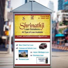 Shrinathji loan solutions (call for details)