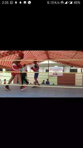 Boxing / MMA Ring Gloves Bag Kit