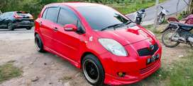 Toyota Yaris 2007 tipe S limited