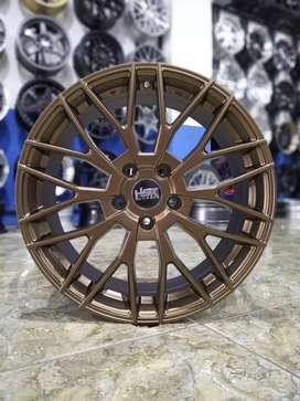 promo velg mobil merk hsr wheel  type->ANEMON HSR R18X75 H5X114,3