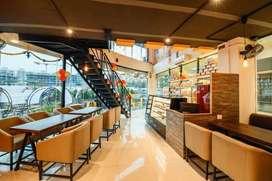 Road Facing Showroom for rent in Global Business Hub Kharadi
