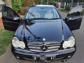 Mercedes Benz C230 2007 TDpMurah