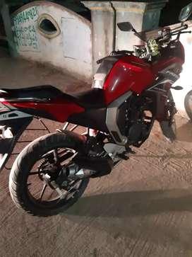 Yamaha fazer bike