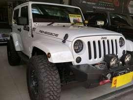 Jeep Wrangler Sahara 2011 - 2 pintu