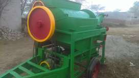 Wheat thresher used condition