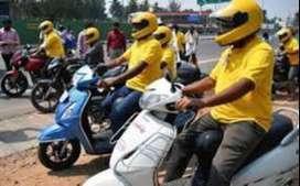 Patna Hiring Immediately riders